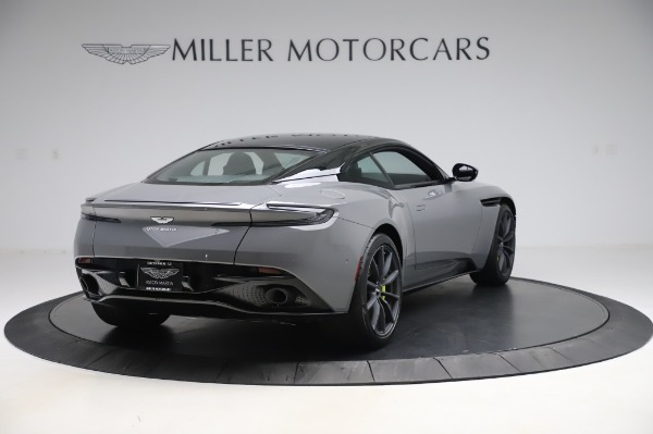 New 2020 Aston Martin DB11 V12 AMR Coupe for sale $265,421 at Bentley Greenwich in Greenwich CT 06830 8