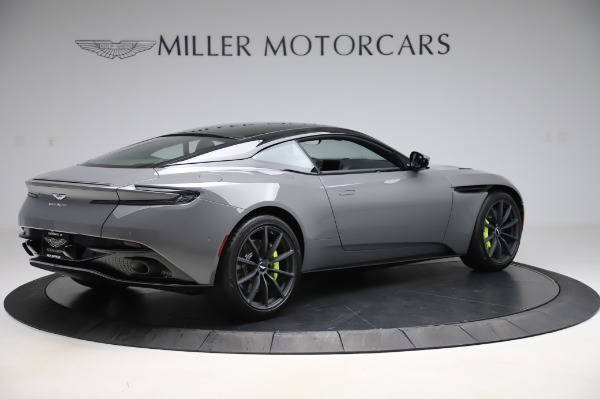 New 2020 Aston Martin DB11 V12 AMR Coupe for sale $265,421 at Bentley Greenwich in Greenwich CT 06830 9