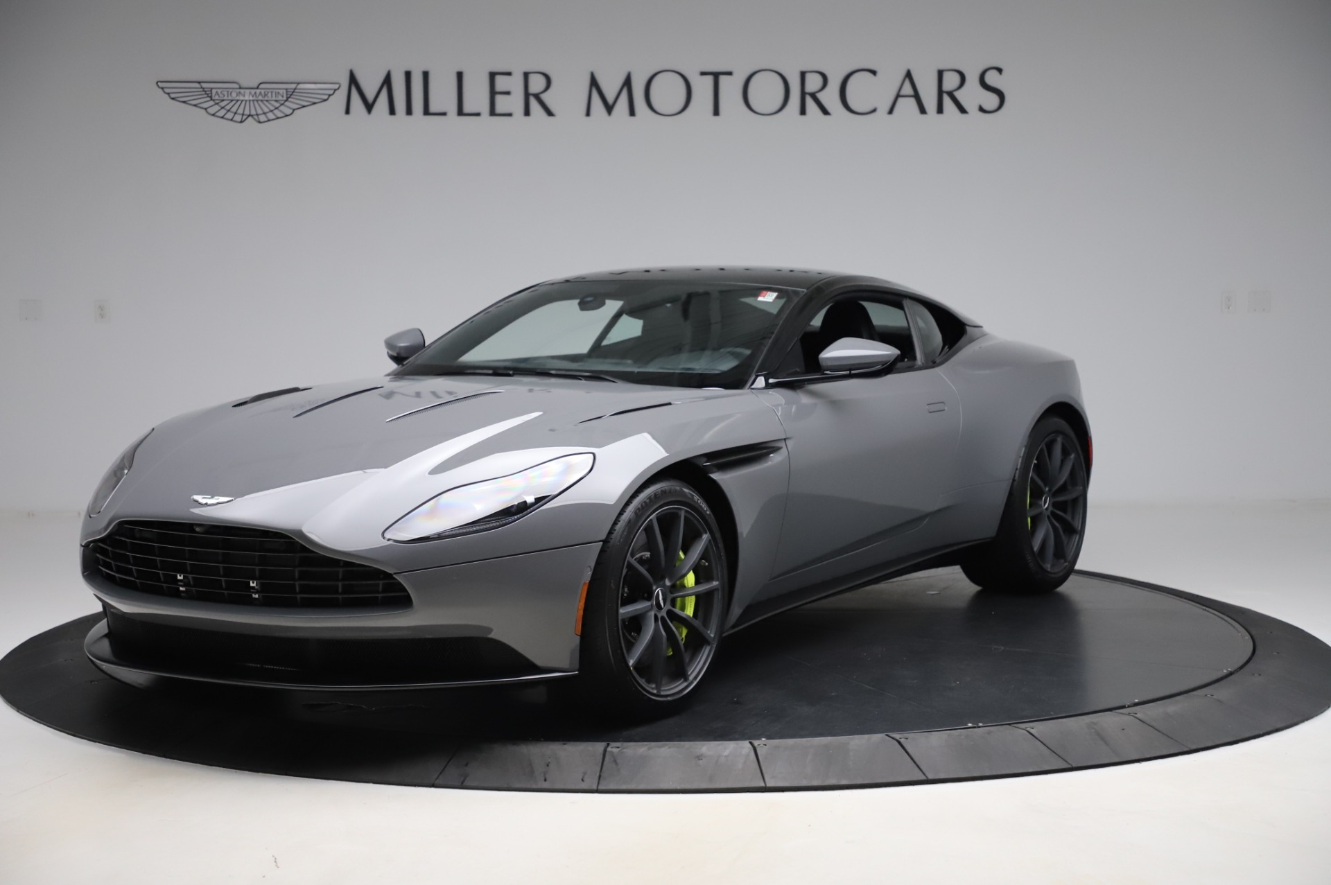 New 2020 Aston Martin DB11 V12 AMR Coupe for sale $265,421 at Bentley Greenwich in Greenwich CT 06830 1