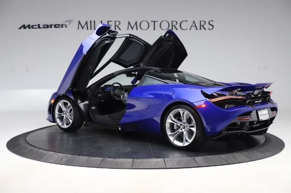 New 2020 McLaren 720S Coupe for sale $349,050 at Bentley Greenwich in Greenwich CT 06830 12