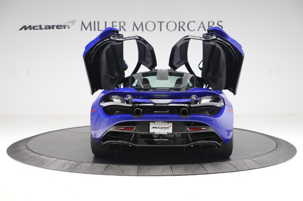 New 2020 McLaren 720S Coupe for sale $349,050 at Bentley Greenwich in Greenwich CT 06830 13