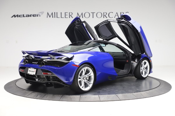 New 2020 McLaren 720S Coupe for sale $349,050 at Bentley Greenwich in Greenwich CT 06830 14
