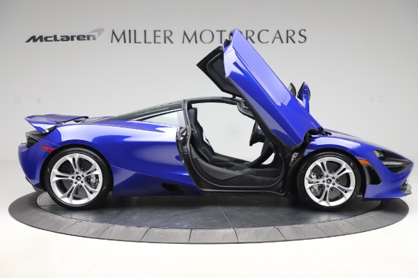 New 2020 McLaren 720S Coupe for sale $349,050 at Bentley Greenwich in Greenwich CT 06830 15