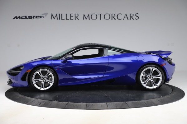 New 2020 McLaren 720S Coupe for sale $349,050 at Bentley Greenwich in Greenwich CT 06830 2