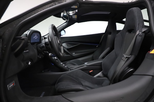 New 2020 McLaren 720S Coupe for sale $349,050 at Bentley Greenwich in Greenwich CT 06830 21
