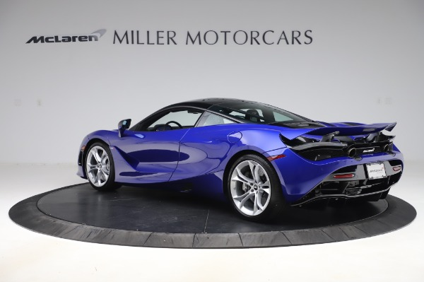 New 2020 McLaren 720S Coupe for sale $349,050 at Bentley Greenwich in Greenwich CT 06830 3