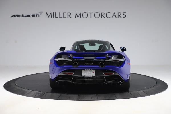 New 2020 McLaren 720S Coupe for sale $349,050 at Bentley Greenwich in Greenwich CT 06830 4