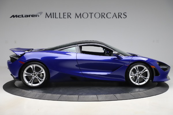 New 2020 McLaren 720S Coupe for sale $349,050 at Bentley Greenwich in Greenwich CT 06830 6
