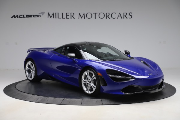 New 2020 McLaren 720S Coupe for sale $349,050 at Bentley Greenwich in Greenwich CT 06830 7