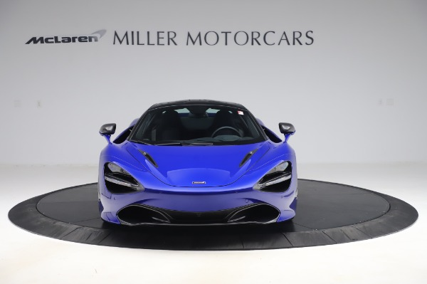 New 2020 McLaren 720S Coupe for sale $349,050 at Bentley Greenwich in Greenwich CT 06830 8