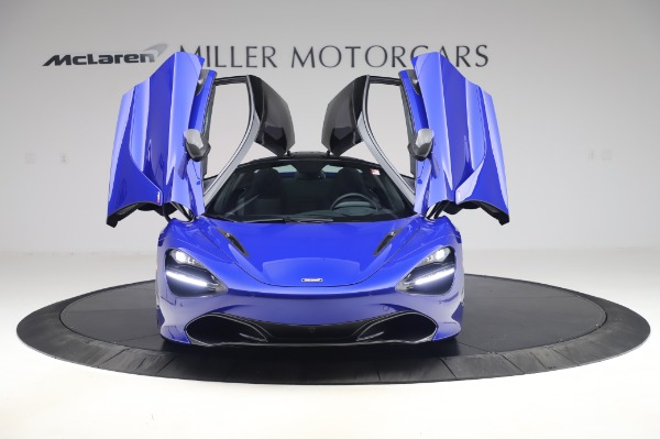 New 2020 McLaren 720S Coupe for sale $349,050 at Bentley Greenwich in Greenwich CT 06830 9