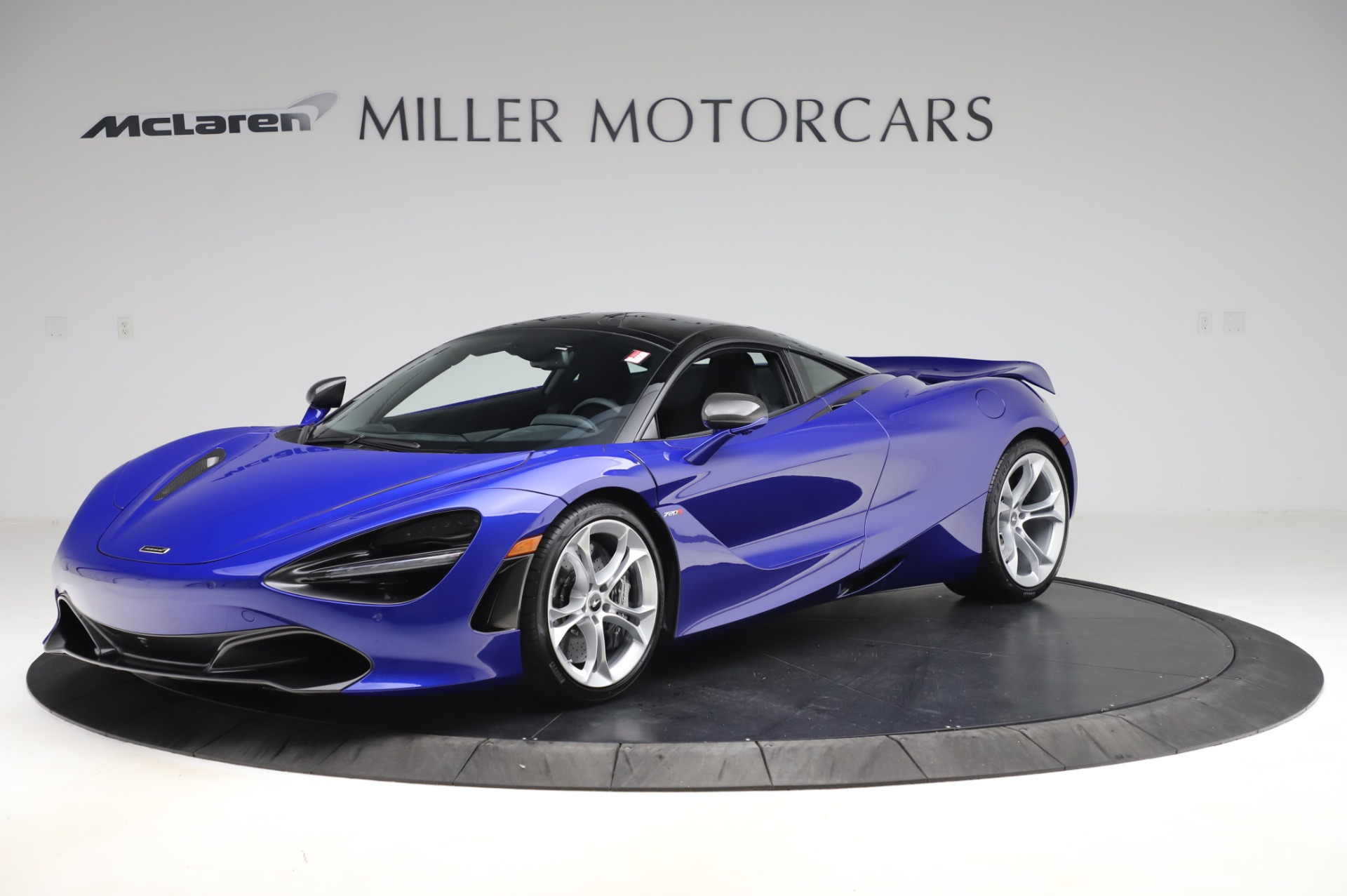 New 2020 McLaren 720S Performance for sale $349,050 at Bentley Greenwich in Greenwich CT 06830 1