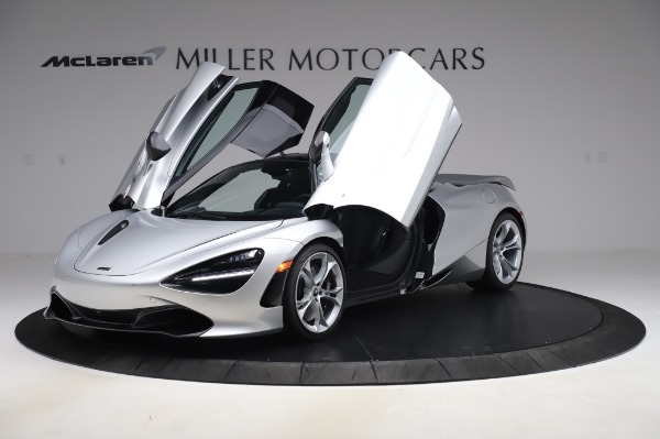 New 2020 McLaren 720S Performance for sale $347,550 at Bentley Greenwich in Greenwich CT 06830 10
