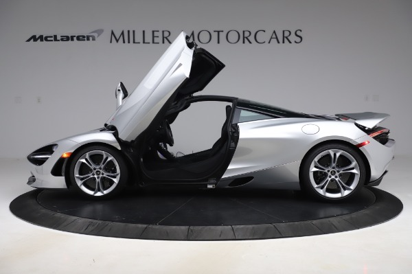 New 2020 McLaren 720S Performance for sale $347,550 at Bentley Greenwich in Greenwich CT 06830 11