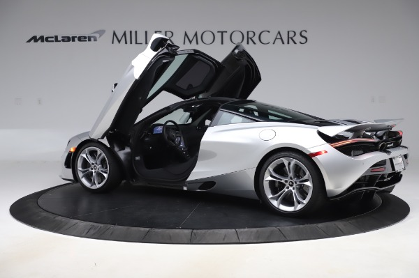 New 2020 McLaren 720S Performance for sale $347,550 at Bentley Greenwich in Greenwich CT 06830 12