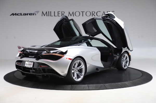 New 2020 McLaren 720S Coupe for sale $347,550 at Bentley Greenwich in Greenwich CT 06830 14