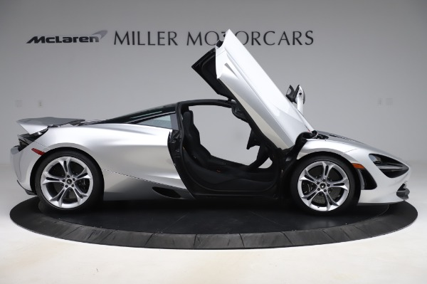 New 2020 McLaren 720S Coupe for sale $347,550 at Bentley Greenwich in Greenwich CT 06830 15