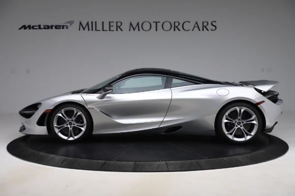 New 2020 McLaren 720S Coupe for sale $347,550 at Bentley Greenwich in Greenwich CT 06830 2