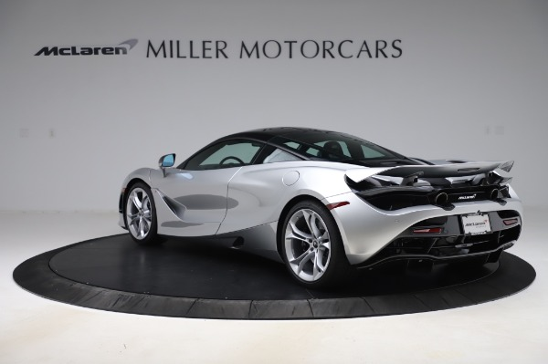 New 2020 McLaren 720S Performance for sale $347,550 at Bentley Greenwich in Greenwich CT 06830 3