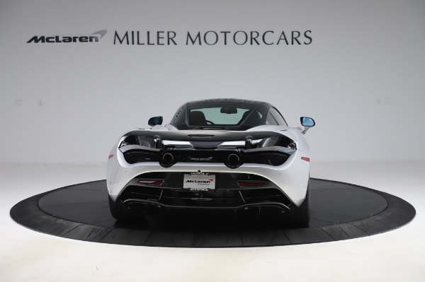 New 2020 McLaren 720S Coupe for sale $347,550 at Bentley Greenwich in Greenwich CT 06830 4