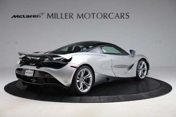 New 2020 McLaren 720S Coupe for sale $347,550 at Bentley Greenwich in Greenwich CT 06830 5