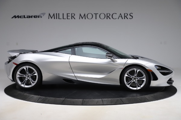 New 2020 McLaren 720S Coupe for sale $347,550 at Bentley Greenwich in Greenwich CT 06830 6