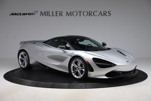 New 2020 McLaren 720S Coupe for sale $347,550 at Bentley Greenwich in Greenwich CT 06830 7