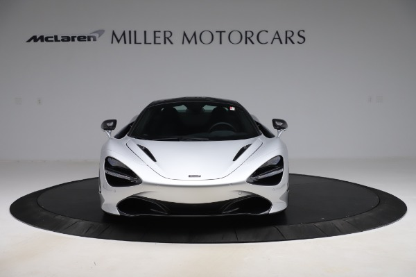 New 2020 McLaren 720S Coupe for sale $347,550 at Bentley Greenwich in Greenwich CT 06830 8