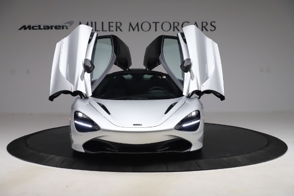 New 2020 McLaren 720S Coupe for sale $347,550 at Bentley Greenwich in Greenwich CT 06830 9