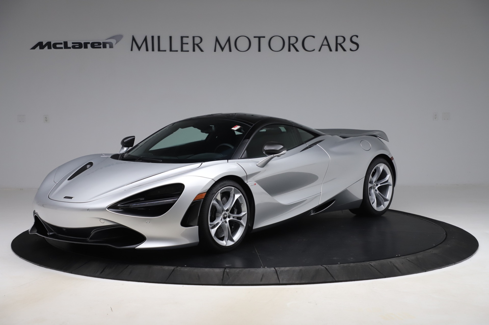 New 2020 McLaren 720S Performance for sale $347,550 at Bentley Greenwich in Greenwich CT 06830 1