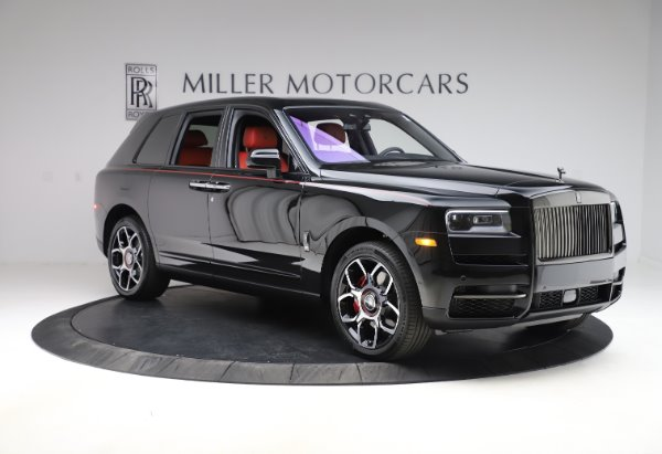 New 2020 Rolls-Royce Cullinan Black Badge for sale Sold at Bentley Greenwich in Greenwich CT 06830 10