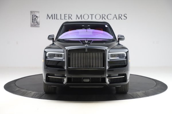 New 2020 Rolls-Royce Cullinan Black Badge for sale Sold at Bentley Greenwich in Greenwich CT 06830 11