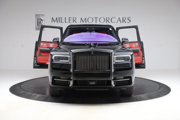 New 2020 Rolls-Royce Cullinan Black Badge for sale $433,950 at Bentley Greenwich in Greenwich CT 06830 12