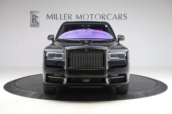 New 2020 Rolls-Royce Cullinan Black Badge for sale $433,950 at Bentley Greenwich in Greenwich CT 06830 2