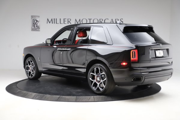 New 2020 Rolls-Royce Cullinan Black Badge for sale $433,950 at Bentley Greenwich in Greenwich CT 06830 5