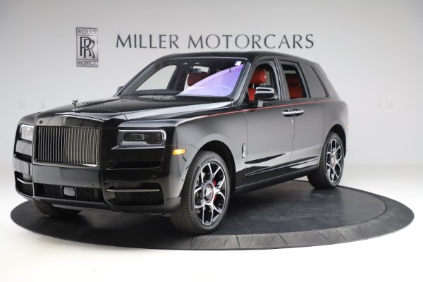 New 2020 Rolls-Royce Cullinan Black Badge for sale $433,950 at Bentley Greenwich in Greenwich CT 06830 1