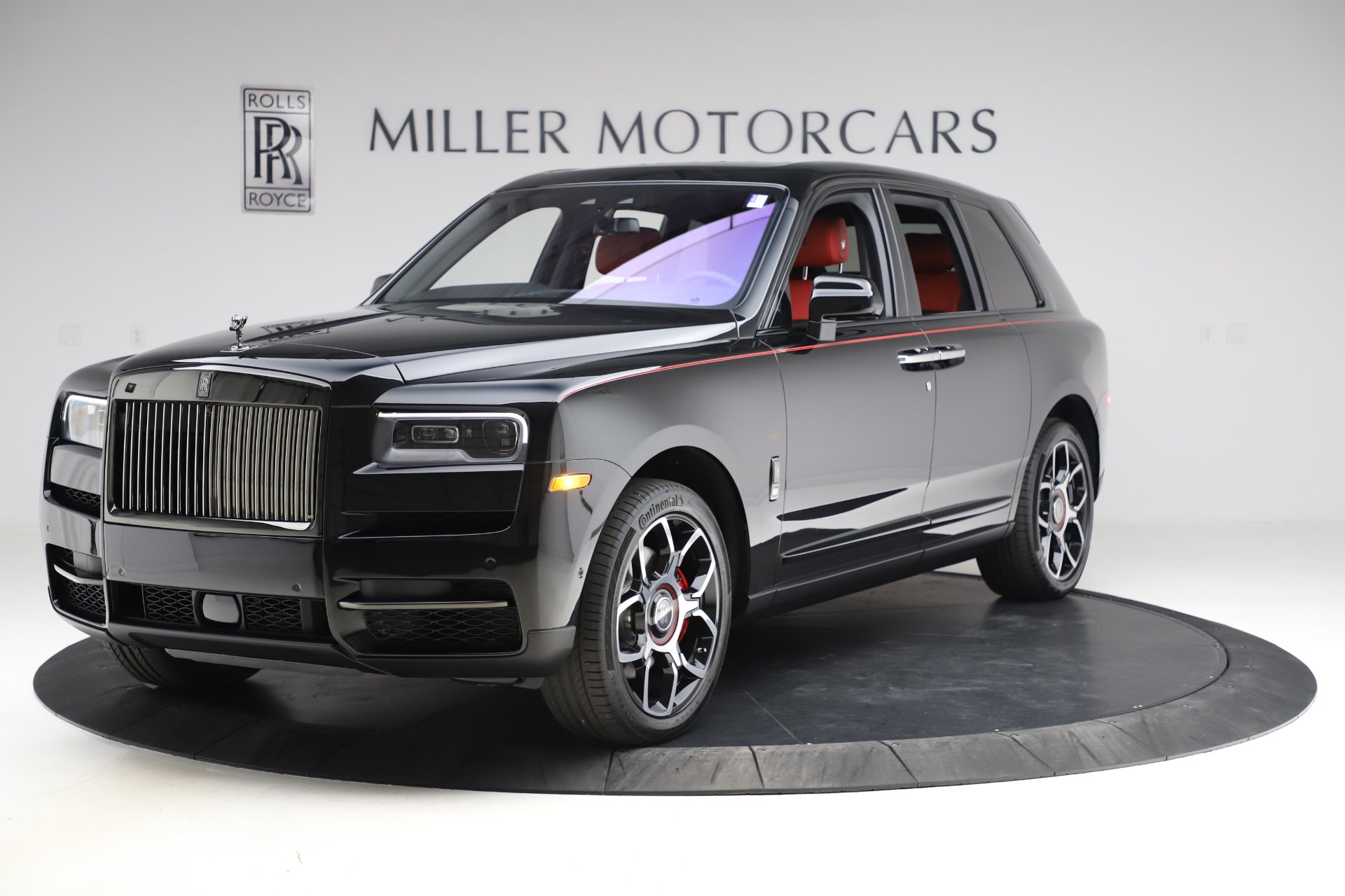 New 2020 Rolls-Royce Cullinan Black Badge for sale Sold at Bentley Greenwich in Greenwich CT 06830 1