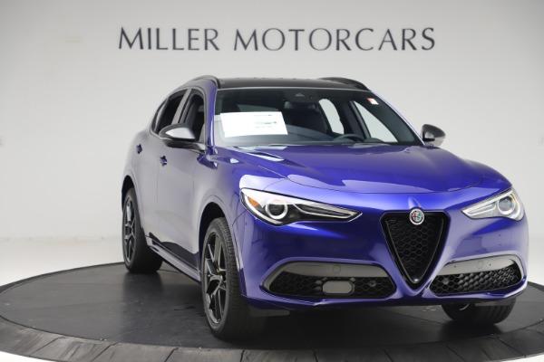 New 2020 Alfa Romeo Stelvio Ti Sport Q4 for sale $57,945 at Bentley Greenwich in Greenwich CT 06830 11