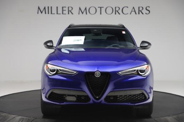 New 2020 Alfa Romeo Stelvio Ti Sport Q4 for sale $57,945 at Bentley Greenwich in Greenwich CT 06830 12