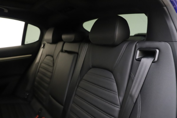 New 2020 Alfa Romeo Stelvio Ti Sport Q4 for sale $57,945 at Bentley Greenwich in Greenwich CT 06830 18