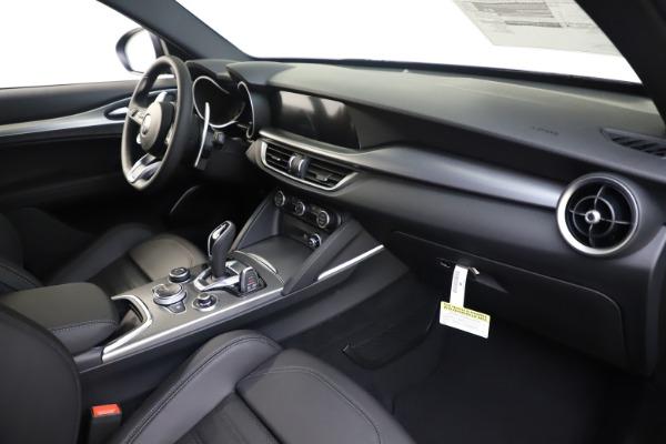 New 2020 Alfa Romeo Stelvio Ti Sport Q4 for sale $57,945 at Bentley Greenwich in Greenwich CT 06830 22