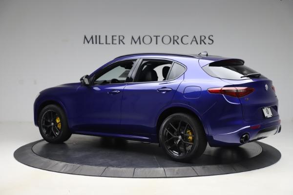 New 2020 Alfa Romeo Stelvio Ti Sport Q4 for sale $57,945 at Bentley Greenwich in Greenwich CT 06830 4