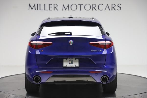 New 2020 Alfa Romeo Stelvio Ti Sport Q4 for sale $57,945 at Bentley Greenwich in Greenwich CT 06830 6