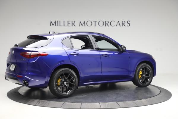 New 2020 Alfa Romeo Stelvio Ti Sport Q4 for sale $57,945 at Bentley Greenwich in Greenwich CT 06830 8
