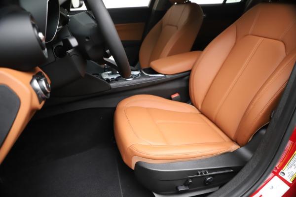 New 2020 Alfa Romeo Giulia Q4 for sale $46,395 at Bentley Greenwich in Greenwich CT 06830 15