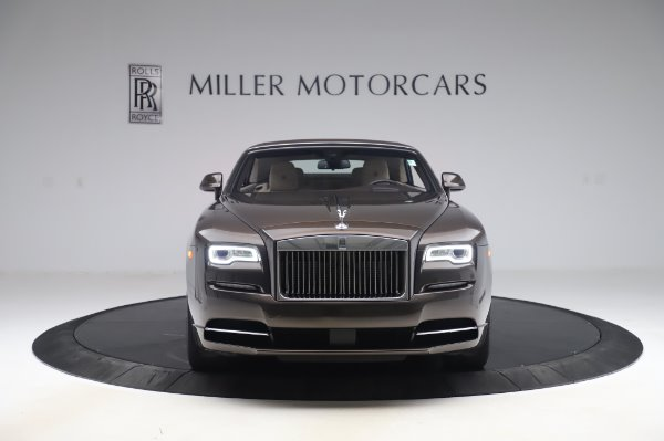 Used 2017 Rolls-Royce Dawn Base for sale $248,900 at Bentley Greenwich in Greenwich CT 06830 11