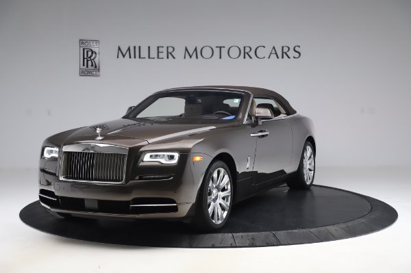 Used 2017 Rolls-Royce Dawn Base for sale $248,900 at Bentley Greenwich in Greenwich CT 06830 12