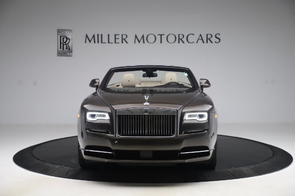 Used 2017 Rolls-Royce Dawn for sale Sold at Bentley Greenwich in Greenwich CT 06830 2