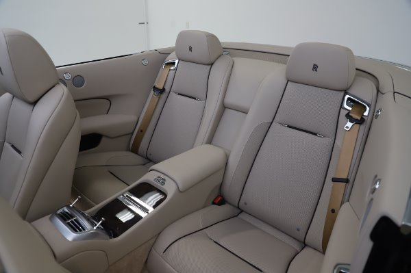 Used 2017 Rolls-Royce Dawn Base for sale $248,900 at Bentley Greenwich in Greenwich CT 06830 23