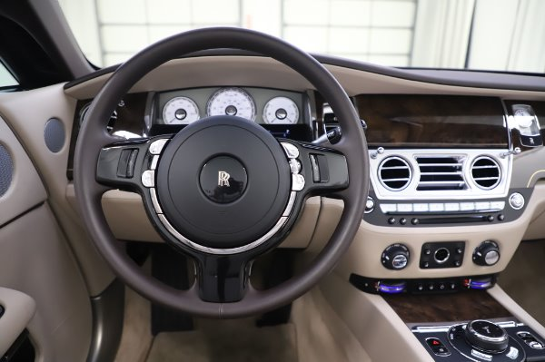 Used 2017 Rolls-Royce Dawn Base for sale $248,900 at Bentley Greenwich in Greenwich CT 06830 25